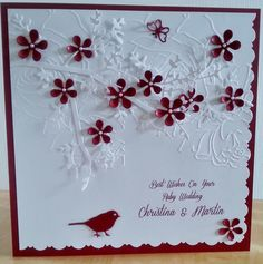 Ruby Wedding Gift Ideas For Parents Uk : ruby anniversary ideas on Pinterest Ruby wedding anniversary, Ruby ...