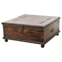 Joy Pac Coffee Table - Overstock™ Shopping - Great Deals on Coffee, Sofa & End Tables