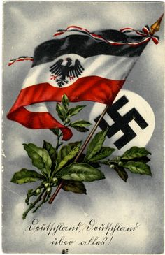 : Picture postcards and topics Third Reich Propaganda, Events and Party Rallies, War Veterans Day Ww2 Posters, Nazi Propaganda, Picture Postcards, Veterans Day, World War Two, Retro, Wwii, Health Essay, Dissertation Writing
