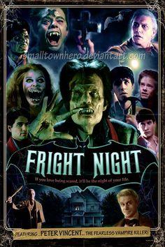 fright night | Fright Night Poster by ~smalltownhero