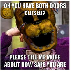 Funny+Golden+Freddy | ugh golden freddy read more show less