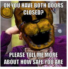 Funny+Golden+Freddy   ugh golden freddy read more show less