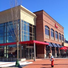 It's open in Cameron Village ... have you visited the first two-story Chick-Fil-A in the nation? Yeah Raleigh!