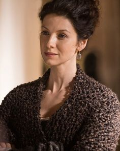 Claire Fraser (Caitriona Balfe) in Outlander on Starz via http://www.outlandertvnews.com/2015/04/official-photos-from-outlander-episode-110-by-the-pricking-of-my-thumbs/