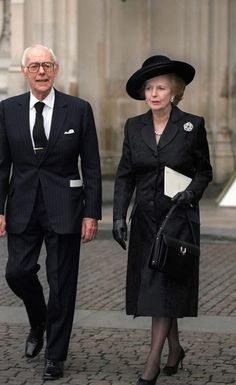 Denis and Margaret Thatcher. Tilda Swinton, Maria Callas, Sophia Loren, Ute Lemper, Elizabeth Taylor, Brigitte Bardot, Posh Clothing, Adele, The Iron Lady
