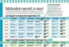 Train 5K 10K
