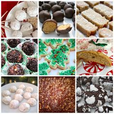 9 Best Christmas Sweets by The Chic Brûlée #Recipes #Holidays #Christmas #Baking #Sweets #Cookies #HolidayFun