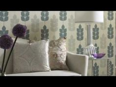 Candice on the design vaue of wallpaper: CO InspiredElegance