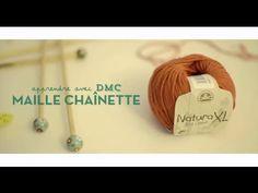 DIY Débuter au crochet : Monter une maille chainette (video) - Idées conseils et tuto Crochet et tricot