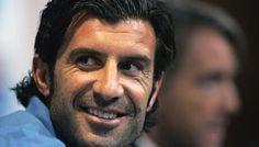 """Figo, che bordata: """"Ho giocato con gente più forte di Messi e Ronaldo"""" - http://www.maidirecalcio.com/2015/01/19/figo-che-bordata-ho-giocato-con-gente-piu-forte-di-messi-e-ronaldo.html"""