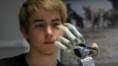 #cyborgculture -> a man has voluntarily had his hand amputated so he can be fitted with a bionic limb - via BBC News - Bionic hand for 'elective amputation' patient