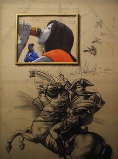 Artodyssey: Zhong Biao