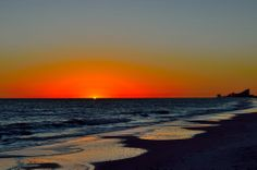 Sunset on Perdido Key [Pensacola LIFE-The Page]