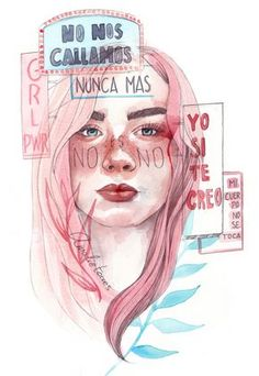 'No nos callamos más' #noesno #sevaacaer #cuentalo #feminismo #feminism What Is Feminism, Power Girl, Lady Power, Women Empowerment, Lgbt Rights, Equal Rights, Gender, Feminist Af, Riot Grrrl