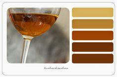Color of #Jerez #oloroso