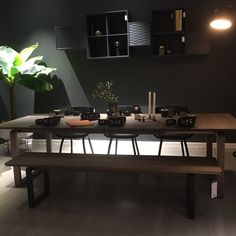 At Bolia New Scandinavian Design, creativity and quality is the starting point for everything we do. Scandinavian Design, Colours, Table, Inspiration, Furniture, Home Decor, Biblical Inspiration, Decoration Home, Room Decor