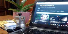 Cinquew News: Cinquew News alle ore 23,57 del 4 luglio 2017 ragg...