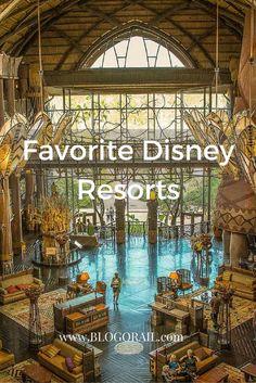 Favorite Disney Reso