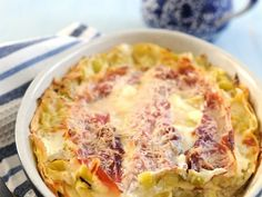 Lauch-Lasagne ist ein Rezept mit frischen Zutaten aus der Kategorie Lasagne. Probieren Sie dieses und weitere Rezepte von EAT SMARTER!