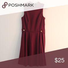 Jane Norman maroon dress!! NEVER WORN. BUNDLE 15% Maroon dress - NEVER WORN, NWT jane norman Dresses