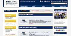 UMUC Online Login