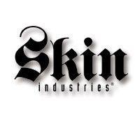 """Skin Industries Decals Flat Round /""""Babe/"""" Stickers Black ."""