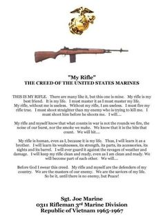 My husband a United States Marine Marine Division Sharp Shooter 1968 / 69 Military Quotes, Military Humor, Military Life, Military Art, Military History, Military Insignia, Navy Military, Military Service, Once A Marine