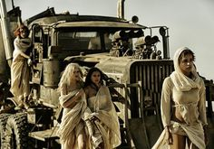 Fury Road - wives