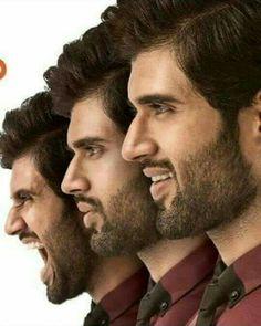 Vijay Actor, Vijay Devarakonda, Mahesh Babu, Beard Styles For Men, Actors Images, Cute Actors, Telugu Cinema, Rakhi, Indian Celebrities