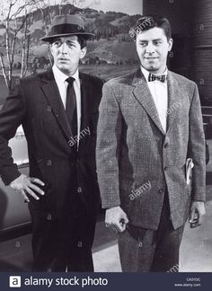 Download this stock image: DEAN MARTIN JERRY LEWIS.(Credit Image: © Smp/Globe Photos/ZUMAPRESS.com) - ca31dc from Alamy's library of millions of high resolution stock photos, illustrations and vectors.