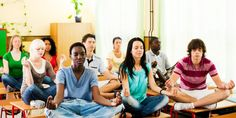 What Happens When Students Are Disciplined With Meditation Instead of Detention – Collective Evolution