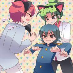 Inazuma Eleven GO - Masaki Kariya x Hiroto Kiyama - Google Search