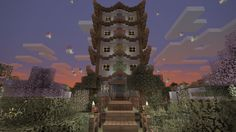 Serenity demo of Loaftcraft- Beautiful Minecraft texture pack