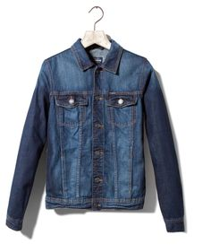 :DENIM JACKET