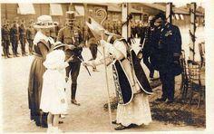 kaiserin zita | Karl and Zita with Otto and Adelheid.