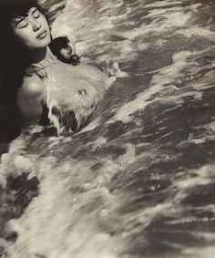 Прекрасные ныряльщицы Iwase Yoshiyuki 1950 года. - Неспящие в Торонто