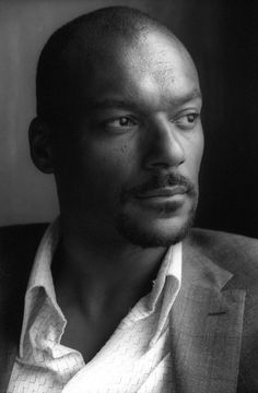 Brit Colin Salmon. Loved him in Hex, Resident Evil, and now Arrow. Loved him in Bond. I absolutely love Edris but he could give him a run for his money! Gorgeous and don't let him speak!
