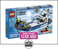 LEGO Police Boat 7287 by LEGO  ✿ Lego - el surtido más amplio ✿ ▬► Ver oferta: https://comprar.io/goto/B00TT8CB6A