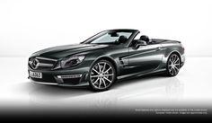 Mercedes Benz 2013 SL65 FutureModel Exterior 01