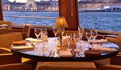 Confeitaria Nacional apresenta River Cruise Sightseeing