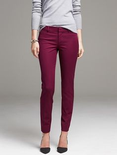 Sloan-Fit Slim Ankle Pant Product Image