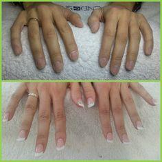 Gel nails + Shellac CND