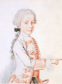 Ferdinand of Austria (1754 - 1806). Son of Maria Theresa and Francis I. He married Maria Beatrice Ricciarda and had then children.