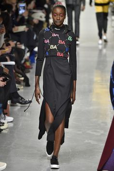 Bobby Abley Fall 2017 Menswear Collection - Fashion Unfiltered