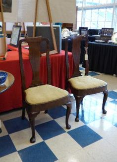 Guide to Antique Shopping in Charleston, SC - Objective News- THE NELSON GARRETT'S SPRING SHOW PICTURES...