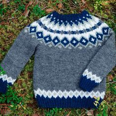 Knitting Patterns Boys, Baby Sweater Knitting Pattern, Knitted Baby Cardigan, Knit Baby Sweaters, Crochet Jacket, Sweater Knitting Patterns, Knitting Designs, Knit Crochet, Knitting Baby Girl