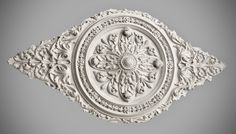 Ceiling Rose 212 - Large Victorian Oval - Ossett Mouldings Ltd Ceiling Rose, Fireplace Design, Dream Decor, Roses, Carving, Victorian, Interiors, Personalized Items, Interior Design