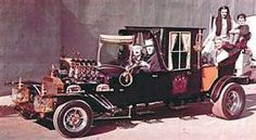 And, of course, the Munster Coach.  Not really a hearse, but appropriate.