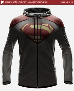 Heroic Workout Attire - This SuperHero Merchandise Makes the Perfect Gift for Fans (GALLERY)