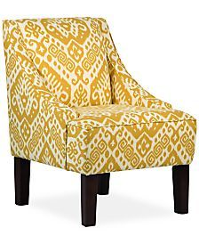 Skyline Glendale Safi Fabric Accent Chair, Direct Ships for just $9.95